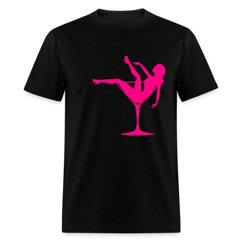 Martini Chick - Men's T-Shirt