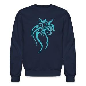 deep blue - Crewneck Sweatshirt