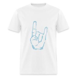 Rock- it's a way of life - Men's T-Shirt