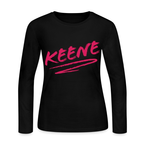 Keene Long Sleeve Womens - Women's Long Sleeve Jersey T-Shirt