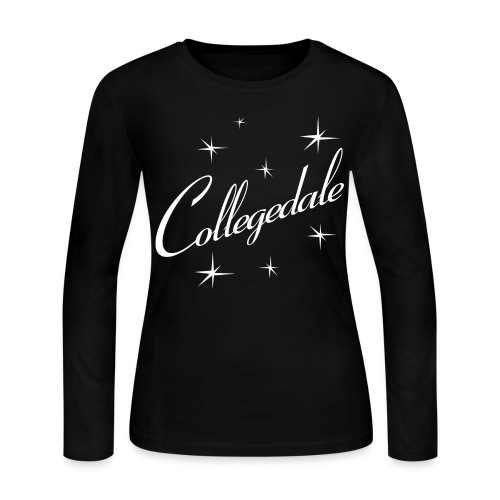 Collegedale Long Sleeve Womens - Women's Long Sleeve Jersey T-Shirt