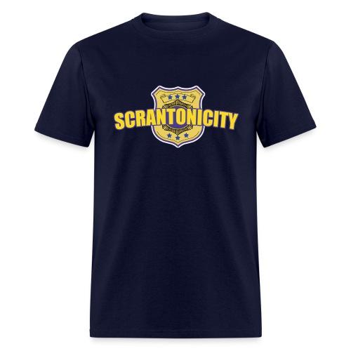 SCRANTONICITY T-Shirt - Men's T-Shirt
