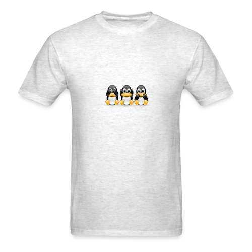 See, Hear, Speak No Evil - Men's T-Shirt