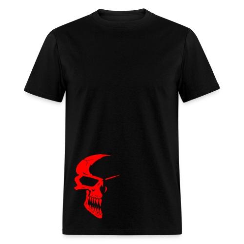 skull moon - Men's T-Shirt