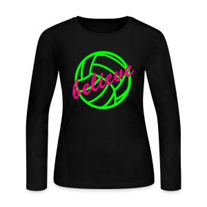 Pax Hope - Women's Long Sleeve Jersey T-Shirt