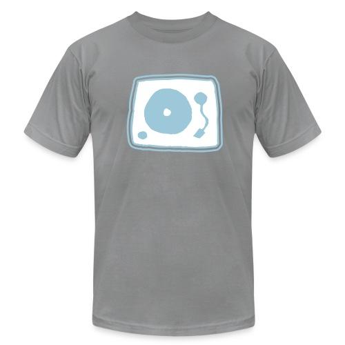 Turntable EMN - Men's Fine Jersey T-Shirt