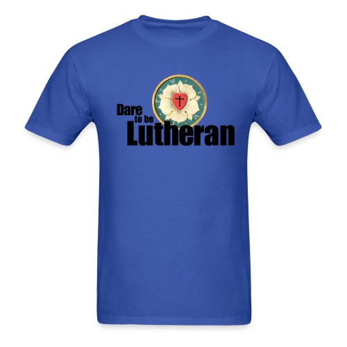 DtbL Blue - Men's T-Shirt