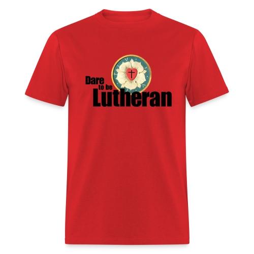 DtbL Red - Men's T-Shirt