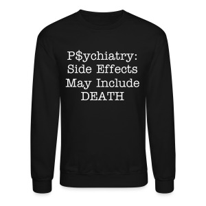 Side Effects May Include Sweatshirt - Crewneck Sweatshirt