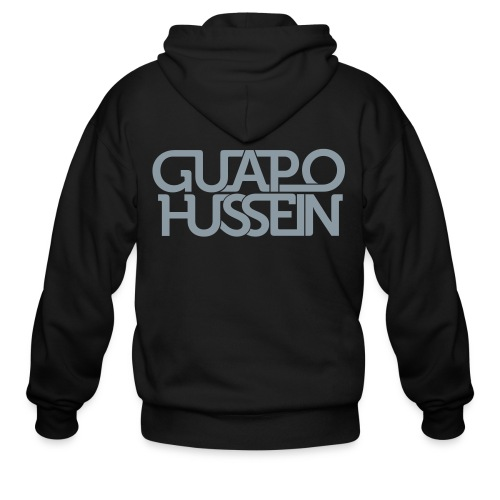 Guapo Hussein - Men's Zip Hoodie