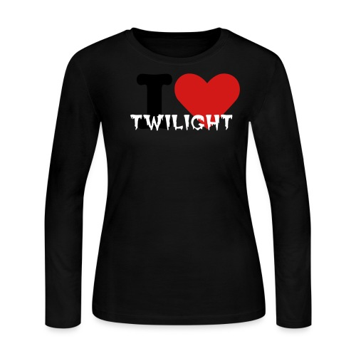 TWILIGHT MOVIE TEE - Women's Long Sleeve Jersey T-Shirt