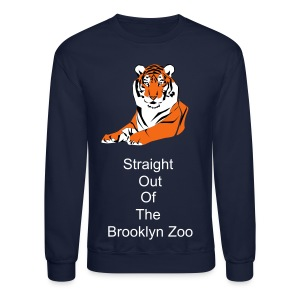 Brooklyn Zoo Sweater - Crewneck Sweatshirt