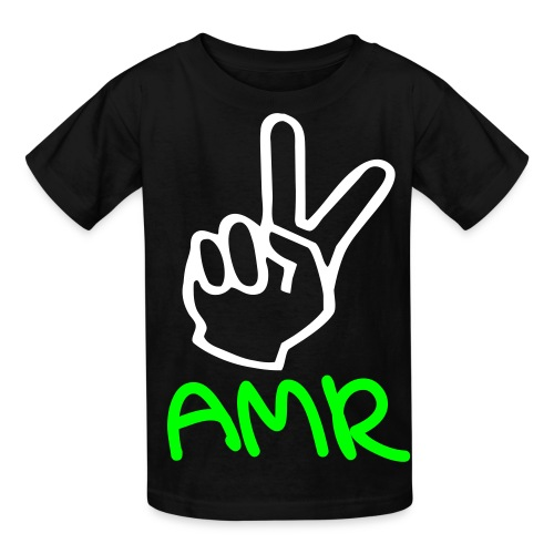 PEACE AMR HANDS - Kids' T-Shirt