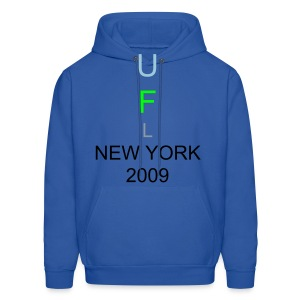 UFL MEN'S HOODED SWEATSHIRT NY - Men's Hoodie