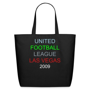 ECO-FRIENDLY COTTON TOTE BAG/TEAM LAS VEGAS - Eco-Friendly Cotton Tote