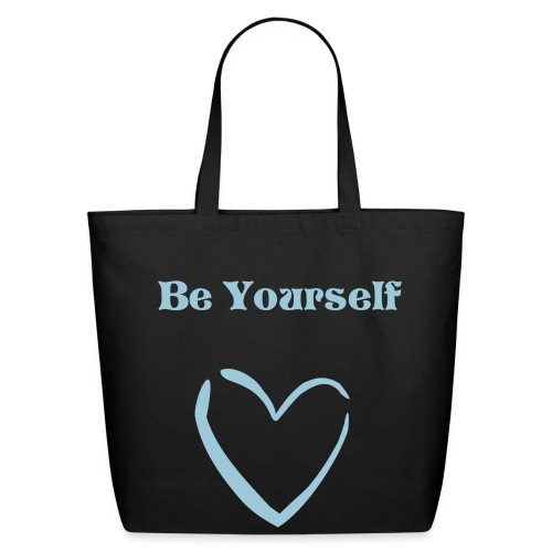 The Be Yourself Tote Bag - Eco-Friendly Cotton Tote