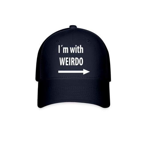 SMR I'm with weirdo - Baseball Cap