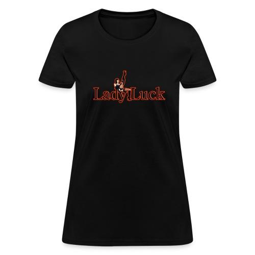 Lady Luck - Women's T-Shirt