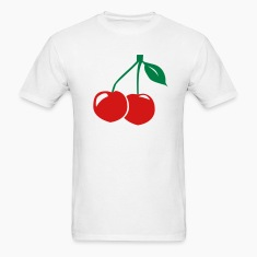 White Cherry T-Shirts