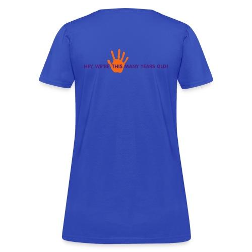 Fifth Anniversary Womens - Women's T-Shirt