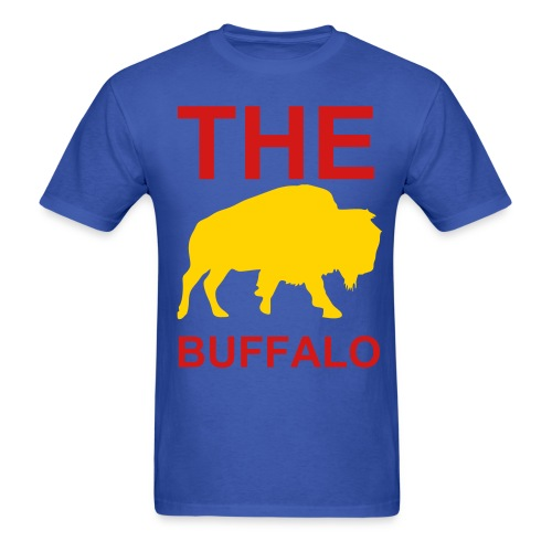 THE BUFFALO Vintage Tee - Men's T-Shirt
