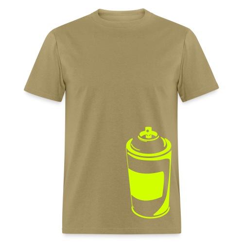 Spraycan Monsta Men's Standard Weight Tee - Men's T-Shirt