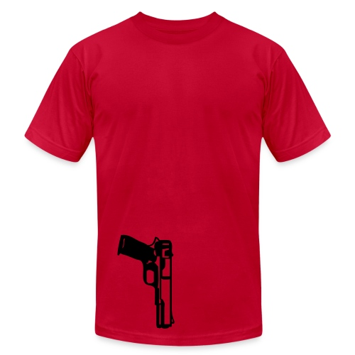 Conceiled Weapon - Men's Fine Jersey T-Shirt