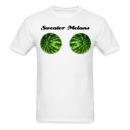 Sweater Melons - Men's T-Shirt