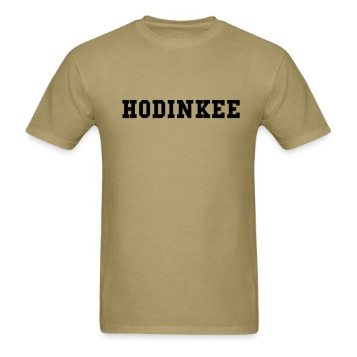 Mens Signature Military Tee  - Men's T-Shirt