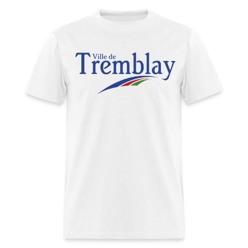 Chandail Ville de Tremblay - Men's T-Shirt