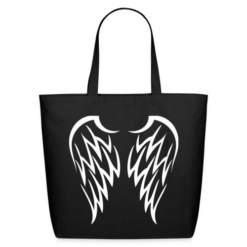 angel wing handbag - Eco-Friendly Cotton Tote