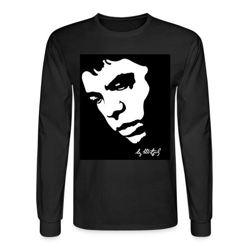 Paruyr Sevak Shirt - Men's Long Sleeve T-Shirt
