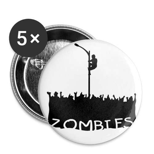 Survive - Buttons large 2.2'' (5-pack)