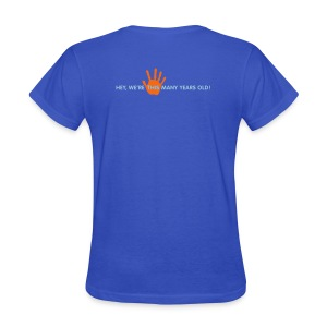 5th Year Shirt Limited Ed Womens - Women's T-Shirt