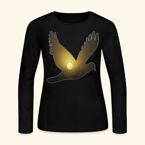 Flying High - Women's Long Sleeve Jersey T-Shirt