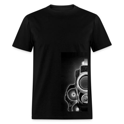 Black Revolver - Men's T-Shirt