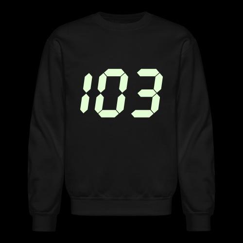 original 103 sweatshirt - Crewneck Sweatshirt