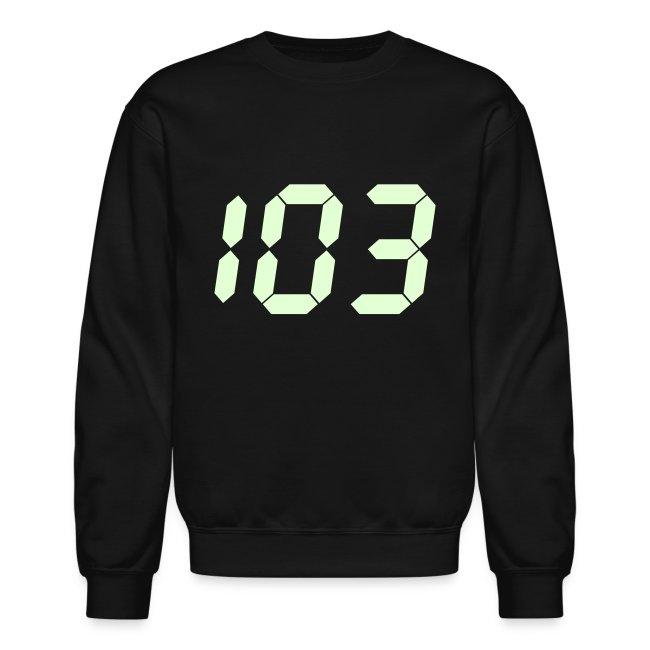 original 103 sweatshirt
