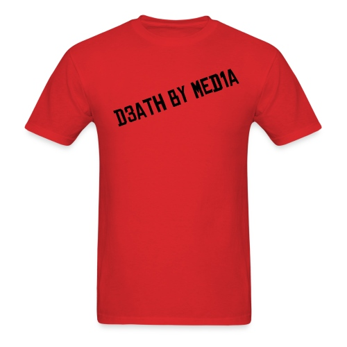 Media Whore T - Men's T-Shirt