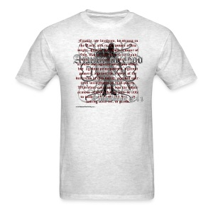 Ash  Armor of God, Cool Christian T-Shirts T-Shirts - Men's T-Shirt
