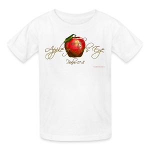 Apple of God's Eye, Kids Christian T-Shirts - Kids' T-Shirt