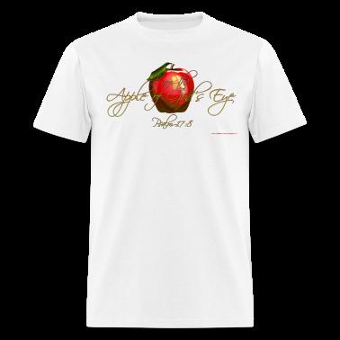 White Apple of Gods Eye Christian T-Shirts T-Shirts