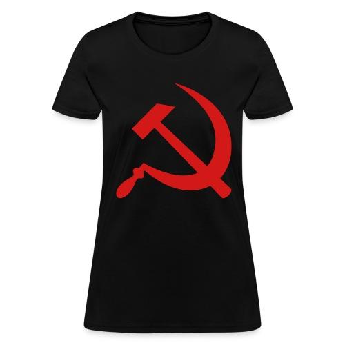 Women's Red Army Tee - Women's T-Shirt