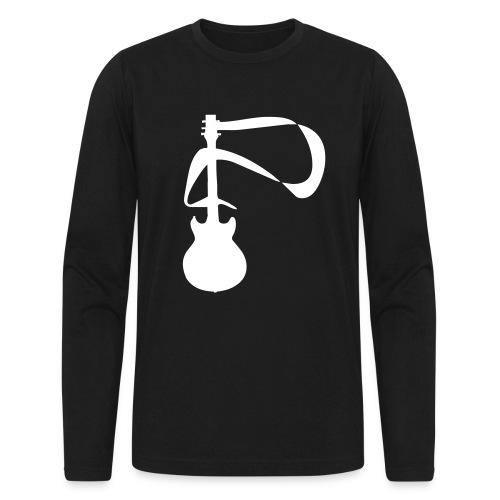 Guitar Longsleeve - Men's Long Sleeve T-Shirt by Next Level