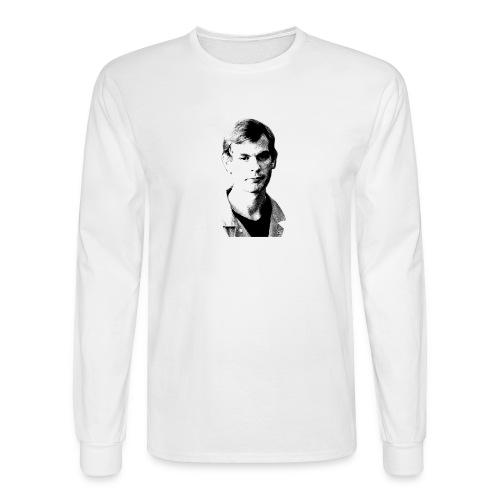 Jeffrey Dahmer Men's Long Sleeve Tee - Men's Long Sleeve T-Shirt