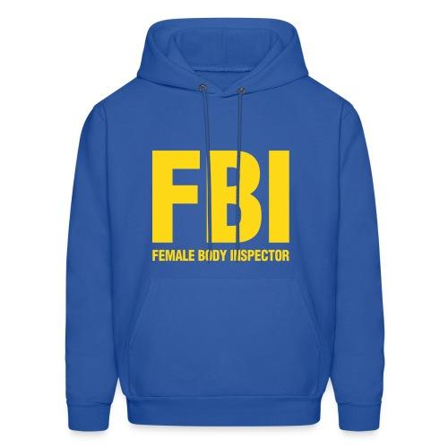 FBI - Men's Hoodie