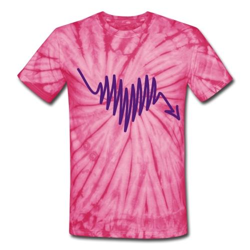 Mami in Love - Unisex Tie Dye T-Shirt