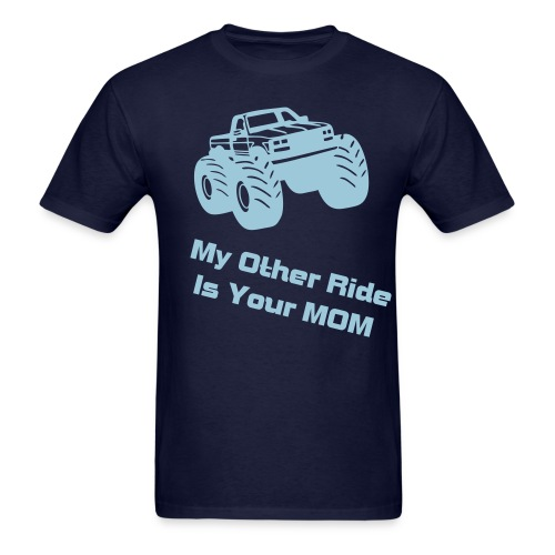 Other Ride - Men's T-Shirt