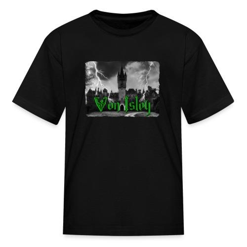 Von Isley Band Tee (Castle Green) - Kids' T-Shirt