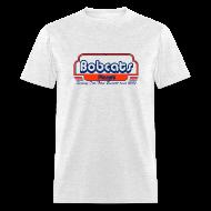 T-Shirts ~ Men's T-Shirt ~ Grey Bobcats Diner T-Shirt